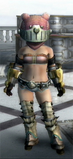 Bobo-armorset