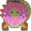 MH3U-Purple Ludroth Icon