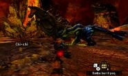 MH4U-Brachydios and Deviljho Screenshot 001
