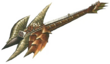 FrontierGen-Hunting Horn 005 Low Quality Render 001