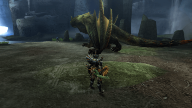 File:MHP3-Green Nargacuga Screenshot 001.png