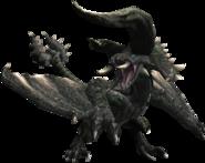 FrontierGen-HC Black Diablos Render 001