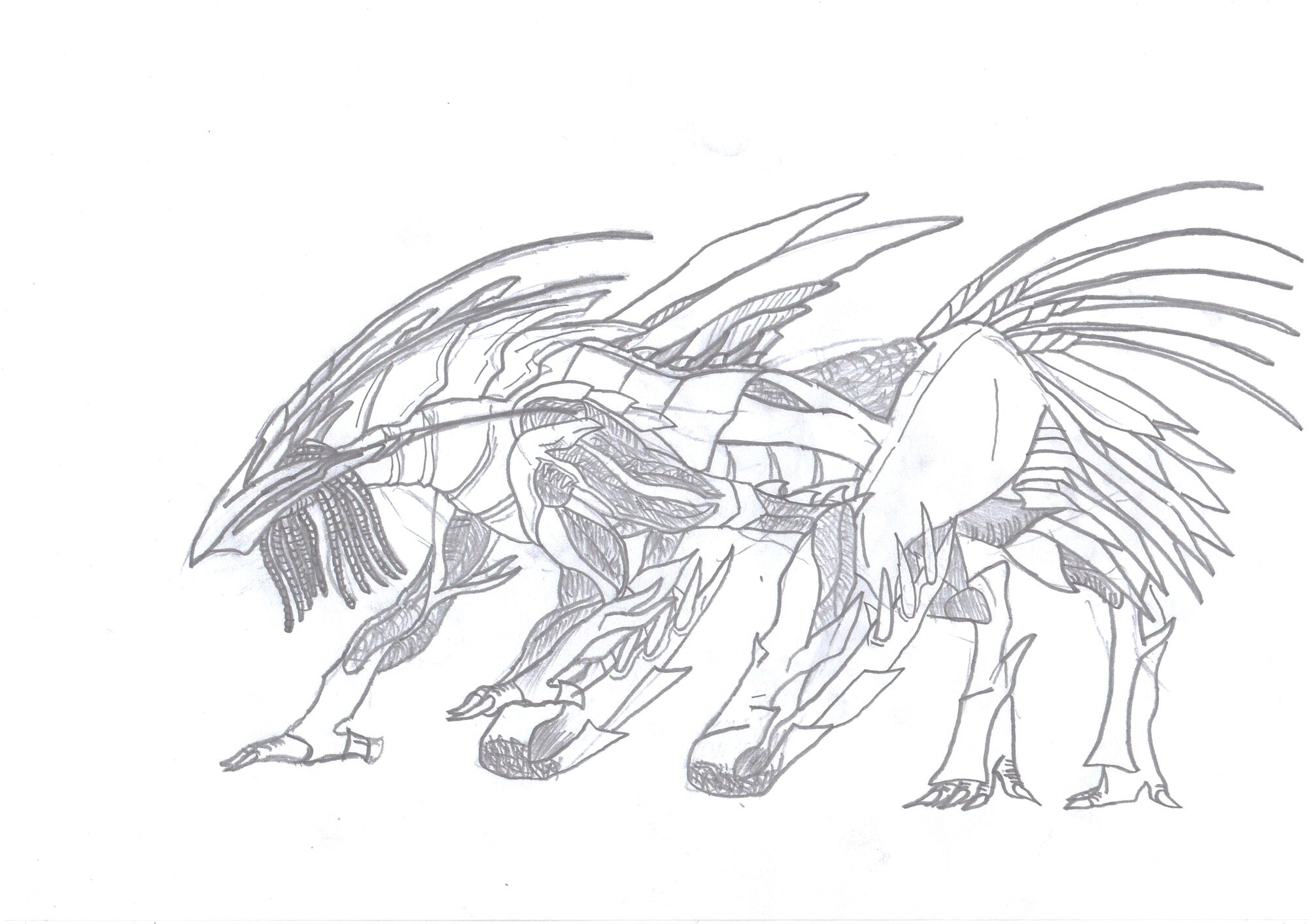 Ukanlos subspecies fan made games monster hunter fanon for Piscine wyvern