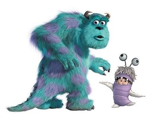 Image monsters inc sulley and boog monsters inc wiki filemonsters inc sulley and boog voltagebd Image collections