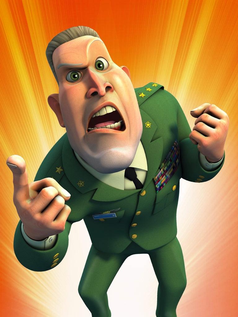 General Monger | Monst...