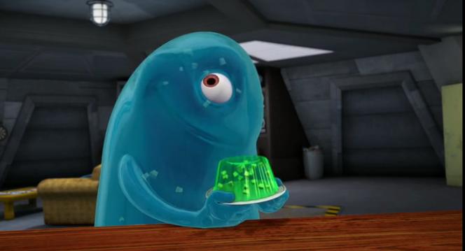 Monsters Vs Aliens Bob And Jello