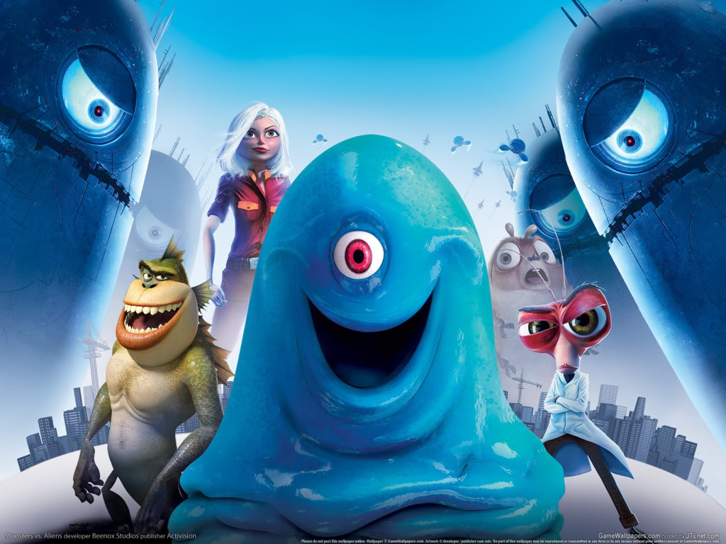 robot probes monsters vs aliens wiki fandom powered by wikia