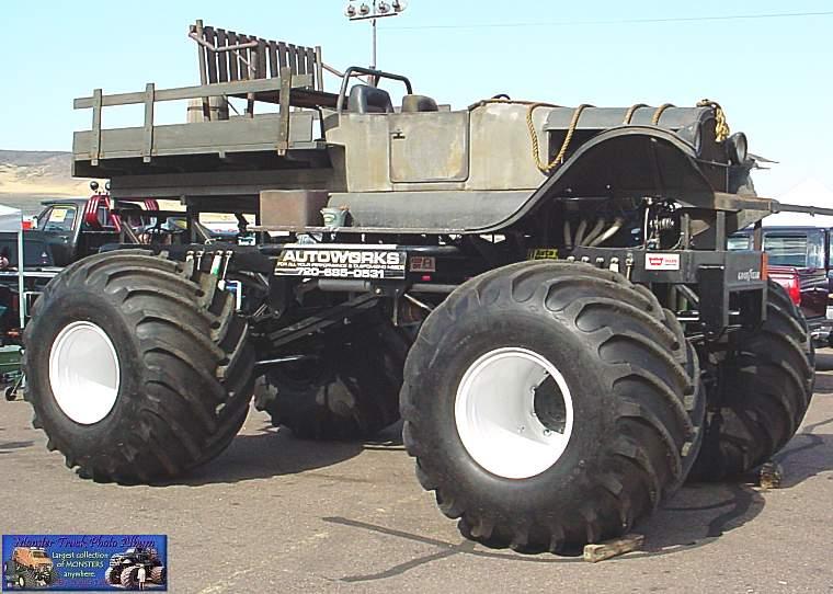 Beverly Hillbillies Monster Trucks Wiki Fandom Powered By Wikia