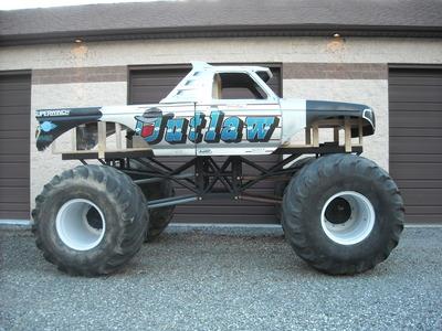 Jersey Outlaw (PA) | Monster Trucks Wiki | Fandom powered ...