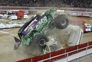 Grave digger photo 20th anniv