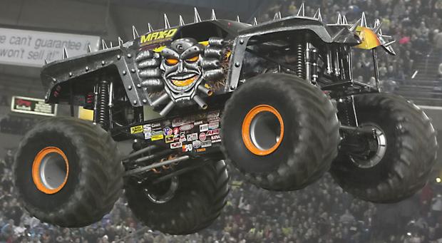 Maximum Destruction   Monster Trucks Wiki   Fandom powered ...