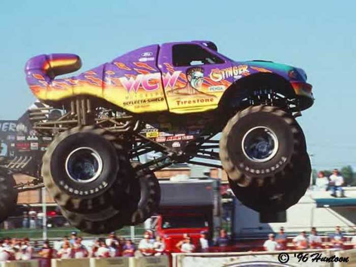 Stinger Monster Truck Madness Wiki Fandom Powered By Wikia