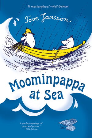 Moominpappa at sea 2010 us fsg