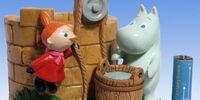 Moomin ceramic planters