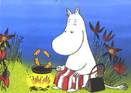 Finland - Moomin cooking