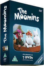 Dvd the-moomins-coffret