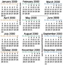 2000-calendar