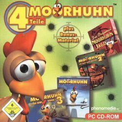 4 Moohrhuhn Teile 2003 pc game Img-1