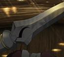 Balsa's spear
