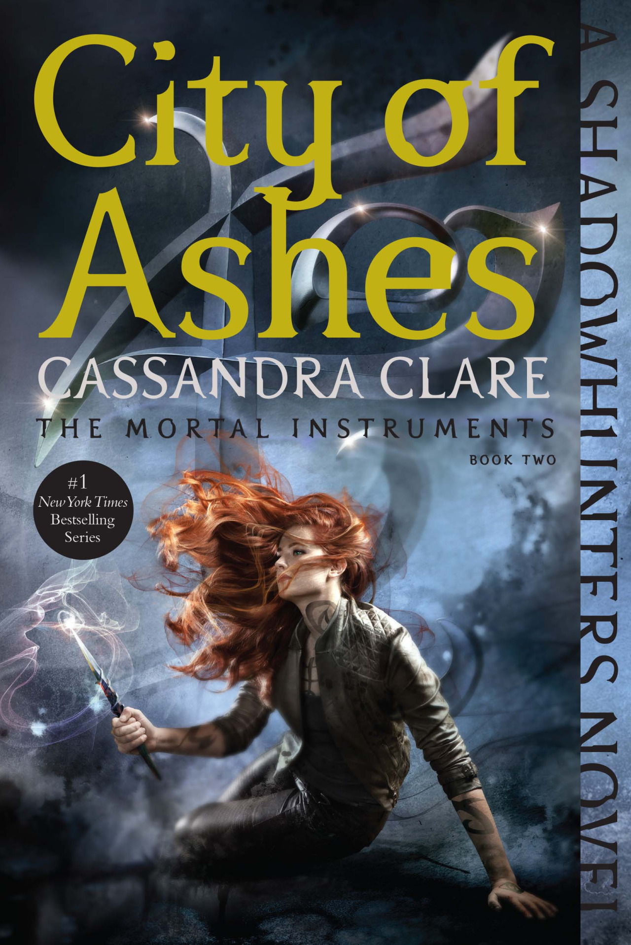 City Of Ashes Inhalt