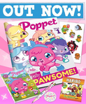 Poppet Mag issue 1 out now packaging