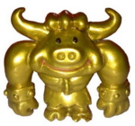 Lummox figure gold
