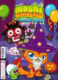 Magazine issue 61 cover front