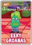 Collector card s3 eeky groanas
