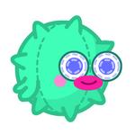 Cuddly Blurp