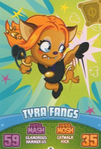 TC Tyra Fangs series 3