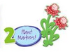 Poppet mag plant markers