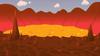 VolcanoIceScreamBg