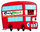 Red London Bus