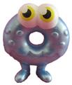 Oddie figure pearl blue