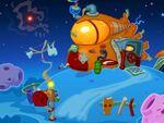 Rocketboots Wally WarpSpeed home