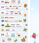 Moshi Membership Countries Shop