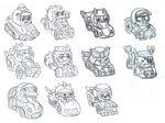 Meelisselim Moshi Karts Moshlings sketch