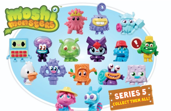 Series 7 Figures | Moshi Monsters Wiki | Fandom powered by Wikia