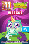 Countdown card s11 weegul