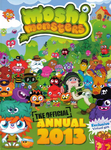 Official Annual 2013 cover