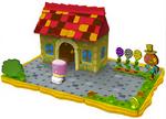 Bobble Bots playset Moshi Monsters House