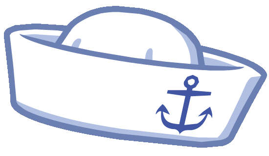 image sailor hat png moshi monsters wiki fandom treasures clip art free images treasury clipart