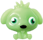 McNulty figure scream green