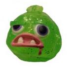Freakface figure glitter green