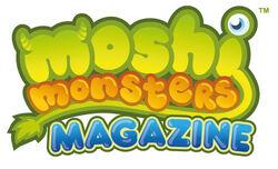 Moshi Monsters Magazine logo