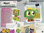 Nipper Ultimate Moshlings Guide Page