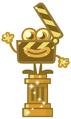 Golden Jackson Movie Statue
