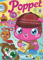 Poppet Magazine issue 9 cover front