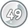 Level 49 icon