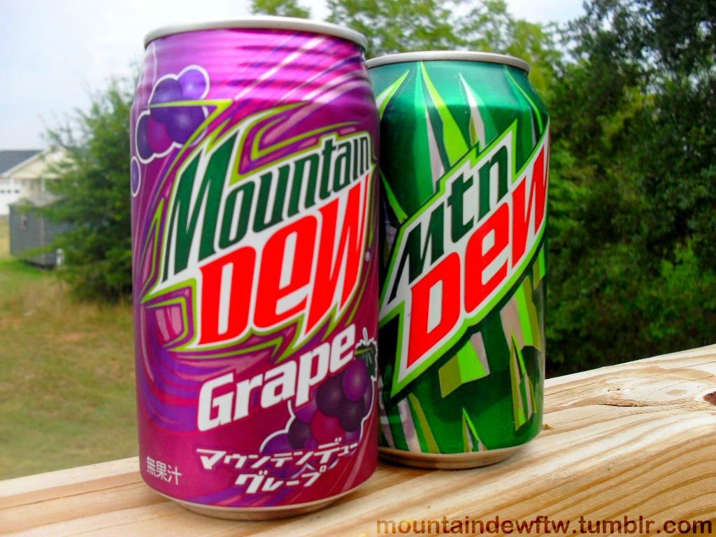 grape mountain dew wiki fandom powered by wikia